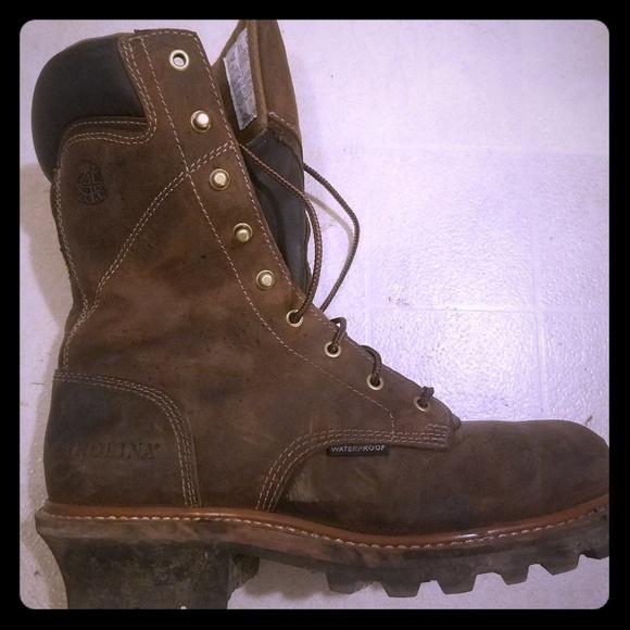 0ef00db9ae0 Carolina steel toe boots